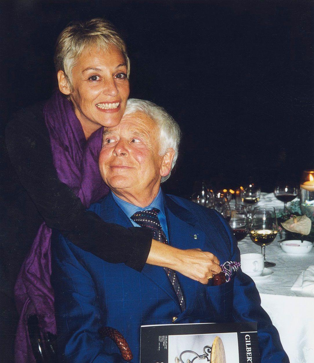 Tzila et Jan à Venise