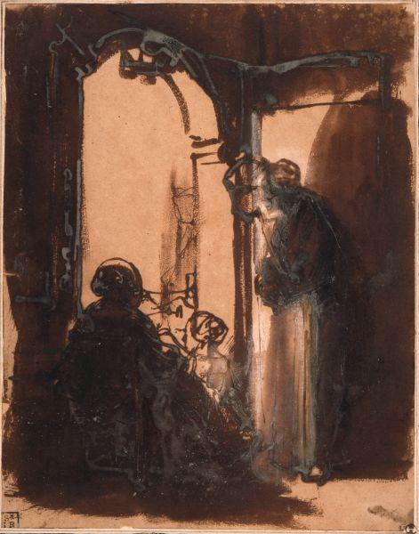 FJK 107 Rembrandt Harmensz Van Rijn