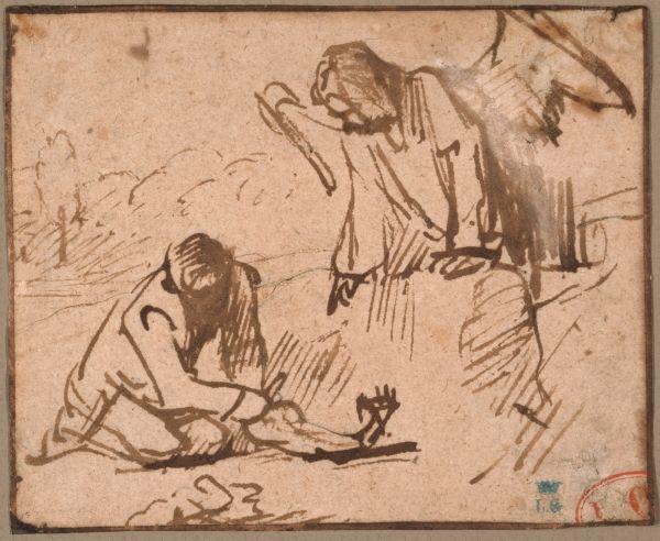 FJK 106 Rembrandt Harmensz Van Rijn
